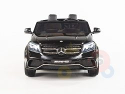kidsvip mercedes gls kids and toddlers 2  seater ride car black 1 1