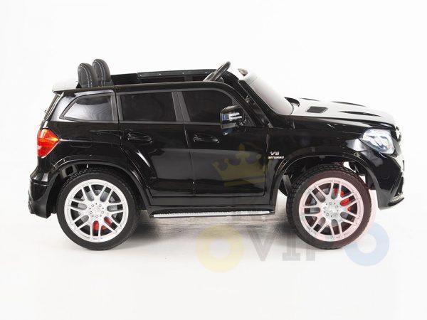 kidsvip mercedes gls kids and toddlers 2  seater ride car black 23