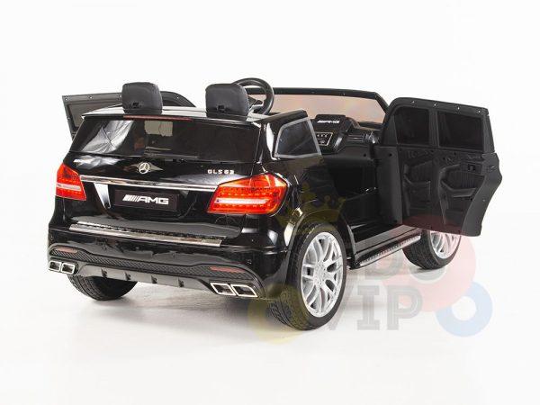 kidsvip mercedes gls kids and toddlers 2  seater ride car black 25