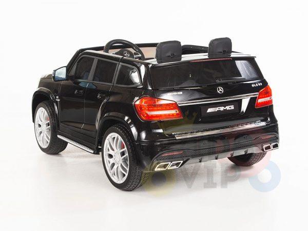 kidsvip mercedes gls kids and toddlers 2  seater ride car black 29