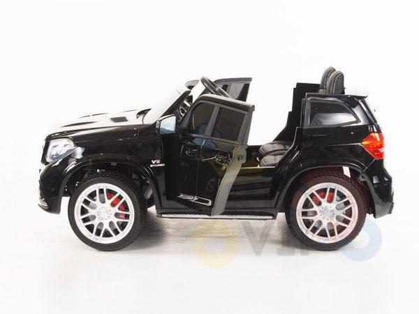 kidsvip mercedes gls kids and toddlers 2  seater ride car black 31