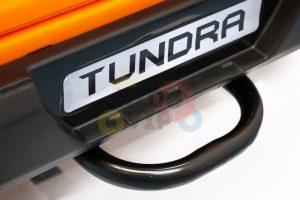 kidsvip 12v toyota tundra kids ride on car 2 seater orange 7