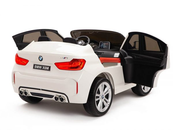 kidsvip bmex6 2seater kids toddlers ride on car remore 6