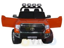 KIDSVIP TOYOTA TUNDRA 24V KIDS RIDE ON CAR ORANGE 4