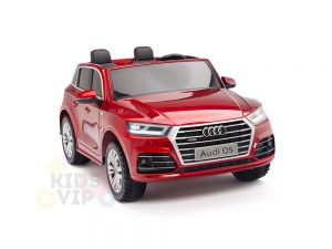 KIDSVIP 2 Seater 24v ride on car audi for kids and toddlers remote red 15