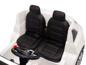 kidsvip 24v 2 seater audi q5 ride on car for kids and toddlers white 21
