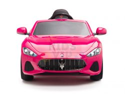 KIDSVIP MASERATI KIDS TODDLERS RIDE ON CAR 12V PINK 1 1