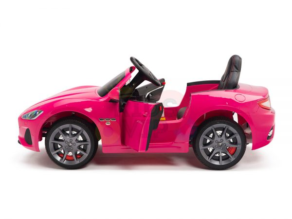 Official Upgraded 12V Maserati Gran Cabrio Kids Ride On Car With RC