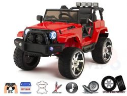 4X4 Big Wheels EVA Edition 12v Kids and Toddlers Ride on Truck with RC