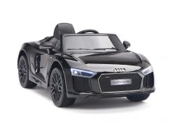 kidsvip audi r8 kids ride on car 12vblack 1