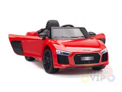 kidsvip audi r8 toddlers kids ride on caa 12v red 1