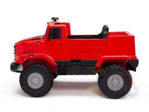 kidsvip zetros 24v kids ride on car 2 seater red 16
