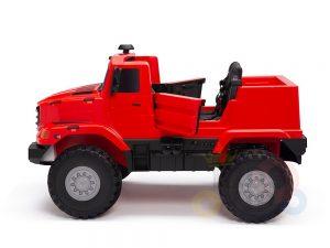 kidsvip zetros 24v kids ride on car 2 seater red 17