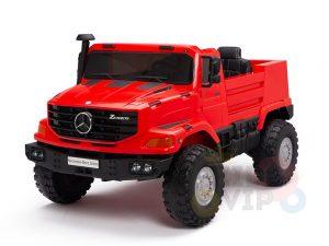 kidsvip zetros 24v kids ride on car 2 seater red 19