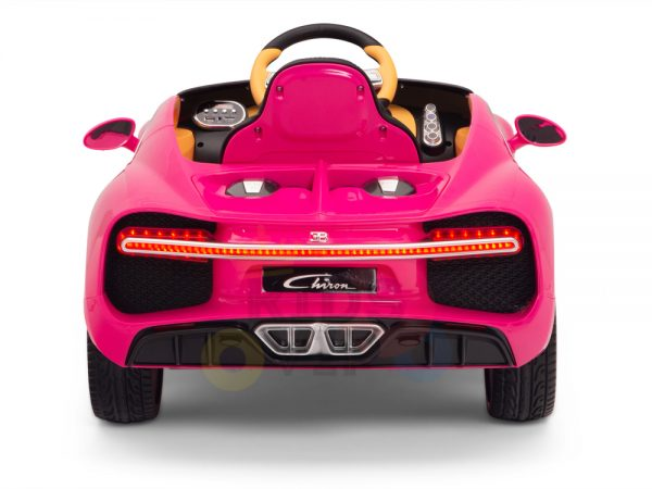 Official Bugatti Chiron kids Ride on Car  with Remote Control & Rubber Wheels