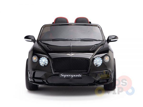 KIDSVIP BENTLEY KIDS RIDE ON CAR 12V SUPERSPORT black 1 1