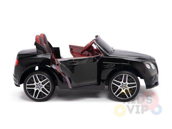 KIDSVIP BENTLEY KIDS RIDE ON CAR 12V SUPERSPORT black 10