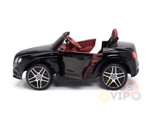 KIDSVIP BENTLEY KIDS RIDE ON CAR 12V SUPERSPORT black 20