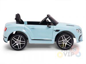 KIDSVIP BENTLEY KIDS RIDE ON CAR 12V SUPERSPORT blue 4