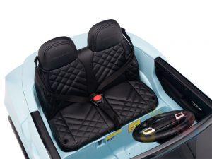 KIDSVIP BENTLEY KIDS RIDE ON CAR 12V SUPERSPORT blue 9 1