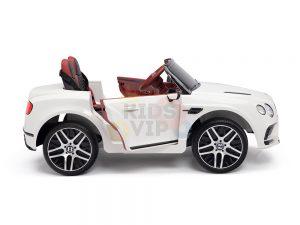 KIDSVIP BENTLEY KIDS RIDE ON CAR 12V SUPERSPORT white1