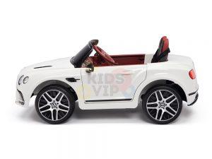 KIDSVIP BENTLEY KIDS RIDE ON CAR 12V SUPERSPORT white10