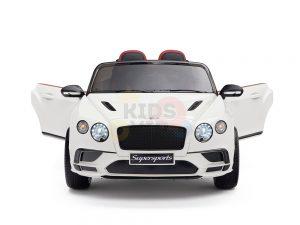KIDSVIP BENTLEY KIDS RIDE ON CAR 12V SUPERSPORT white15