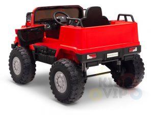 kids vip 12 mercedes benz zetros red ride on car 17
