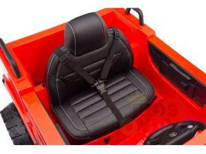 kids vip 12 mercedes benz zetros red ride on car 6
