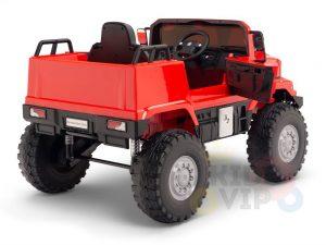 kids vip 12 mercedes benz zetros red ride on car 9