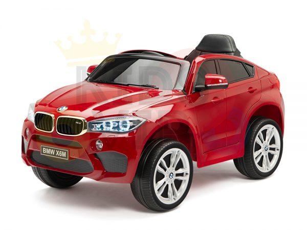 kidsvip bmw x6 kids ride on car red 1 1