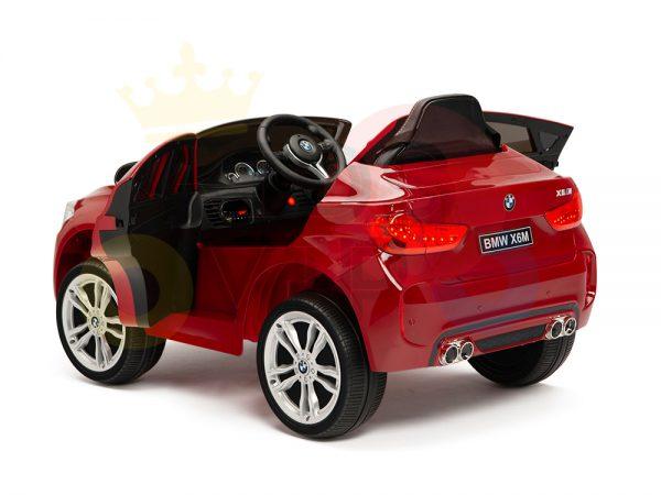 kidsvip bmw x6 kids ride on car red 13 1