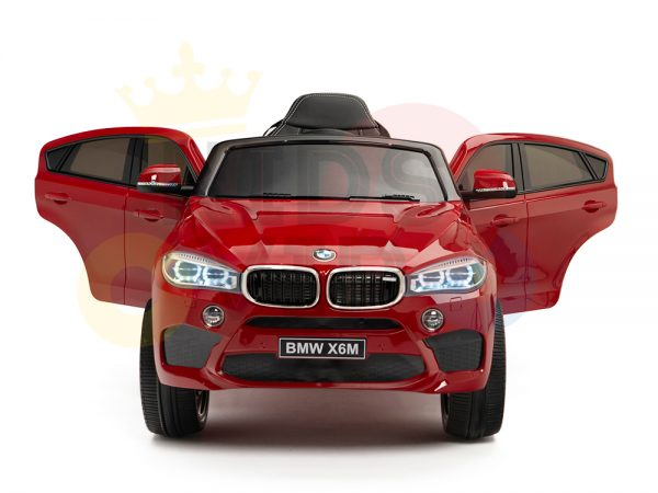 kidsvip bmw x6 kids ride on car red 5 1