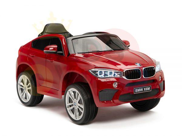 kidsvip bmw x6 kids ride on car red 6 1