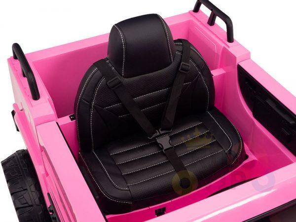 Official Upgraded Mercedes Benz Unimog Zetros 12V12amp Kids Ride On Car with Remote Control