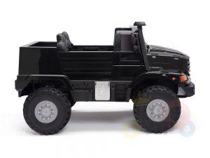 kidsvip zetros 24v kids ride on car 2 seater black 7