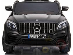 KIDSVIP 2SEAT 2 SEAT KIDS AND TODDLERS RIDE ON MERCEDES GLC BLACK 34