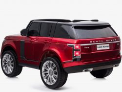 Licensed 24V Range Rover Vogue HSE Ride On Jeep RED2 1 scaled