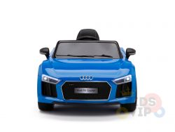 kidsvip audi r8 toddlers kids ride on caa 12v blue 1