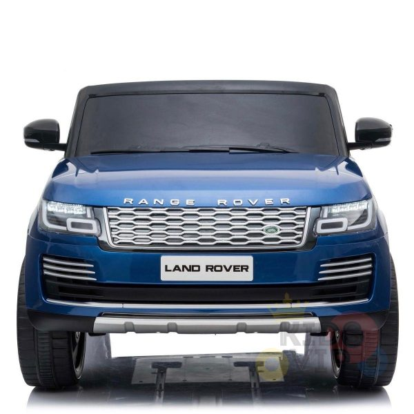 KIDSVIP RANGE ROVER KIDS RIDE ON CAR SUV MPV 4WD 2 SEAT BLUE 10