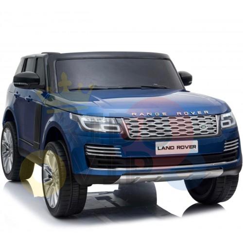 KIDSVIP RANGE ROVER KIDS RIDE ON CAR SUV MPV 4WD 2 SEAT BLUE 13