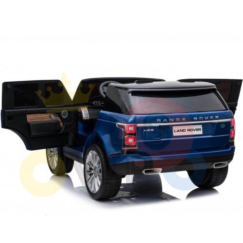 KIDSVIP RANGE ROVER KIDS RIDE ON CAR SUV MPV 4WD 2 SEAT BLUE 15