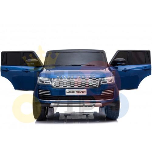 KIDSVIP RANGE ROVER KIDS RIDE ON CAR SUV MPV 4WD 2 SEAT BLUE 17
