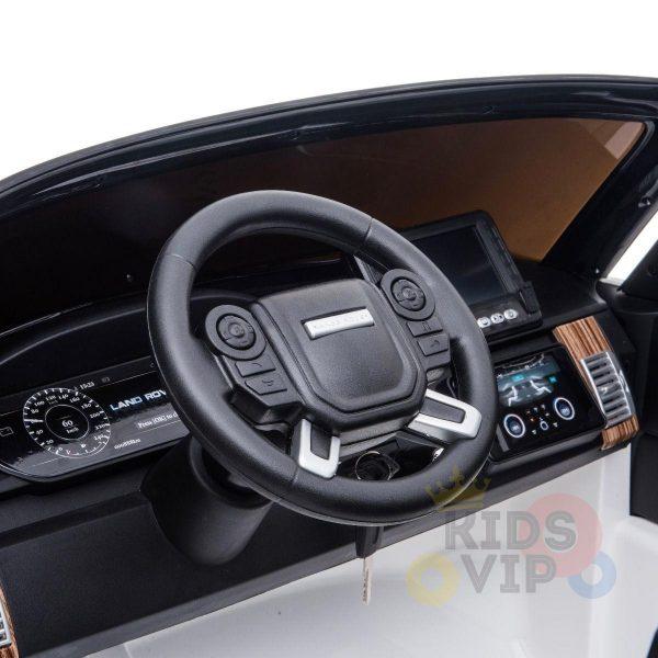 KIDSVIP RANGE ROVER KIDS RIDE ON CAR SUV MPV 4WD 2 SEAT BLUE 18