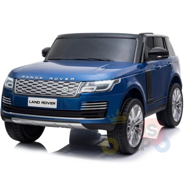 KIDSVIP RANGE ROVER KIDS RIDE ON CAR SUV MPV 4WD 2 SEAT BLUE 22