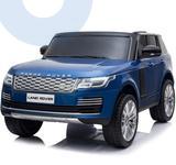 KIDSVIP RANGE ROVER KIDS RIDE ON CAR SUV MPV 4WD 2 SEAT BLUE 23