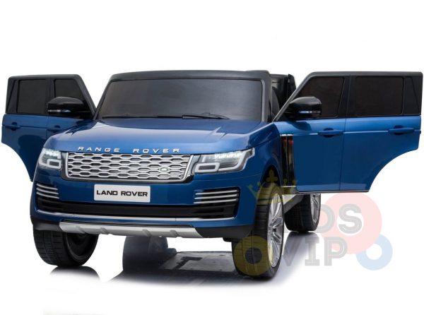 KIDSVIP RANGE ROVER KIDS RIDE ON CAR SUV MPV 4WD 2 SEAT BLUE 25