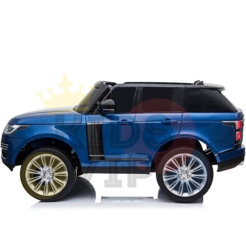KIDSVIP RANGE ROVER KIDS RIDE ON CAR SUV MPV 4WD 2 SEAT BLUE 3