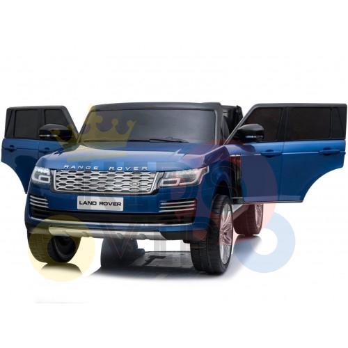 KIDSVIP RANGE ROVER KIDS RIDE ON CAR SUV MPV 4WD 2 SEAT BLUE 5