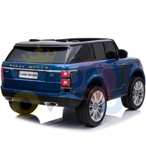KIDSVIP RANGE ROVER KIDS RIDE ON CAR SUV MPV 4WD 2 SEAT BLUE 9